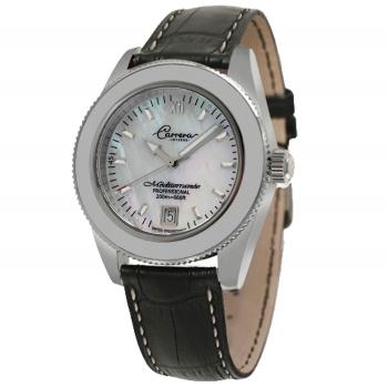 5b54747e8429 Reloj De Pulsera Carrera Joyeros Analogico Para Mujer. Modelo Cj-74.300-n
