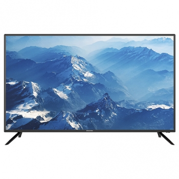 "Television Led 40"" Milectric Mitv-40nl04 Full Hd (usb, Hdmi, Direct Led, Reproductor/grabador Usb)"