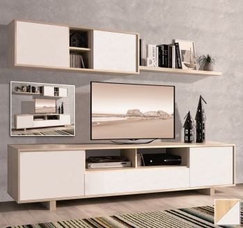 Muebles De Salon Y Television Tv Carrefour Es