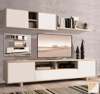 Muebles De Sal 243 N Y Televisi 243 N Tv Carrefour Es