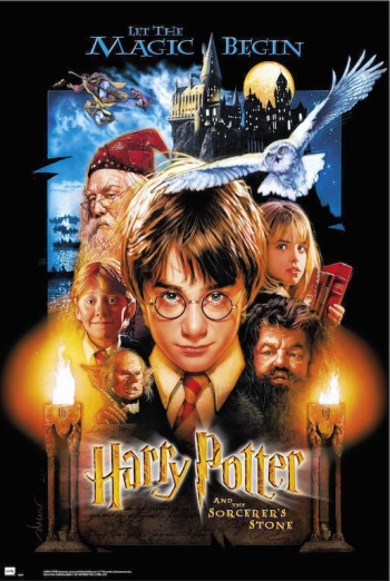 Maxi Poster Harry Potter 1