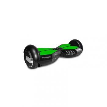 Scooter Electrico Kawasaki Kx-pro 6.5a Negro/verde