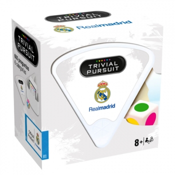 Trivial Pursuit Real Madrid Cf