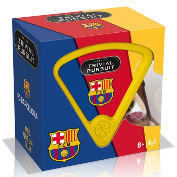 Trivial Pursuit Fc Barcelona