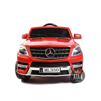 Mercedes Ml350 Licenciado Batería 12v Color Rojo