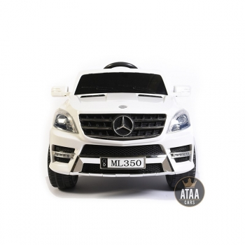 Mercedes Ml350 Licenciado Batería 12v Color Blanco