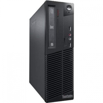 Lenovo Thinkcentre M92p Sff - Ordenador De Sobremesa (intel Core I5-3470 3.2 Ghz, 8gb De Ram, Disco Ssd De 240gb, Lector Dvd, Windows 10 Pro) Negro