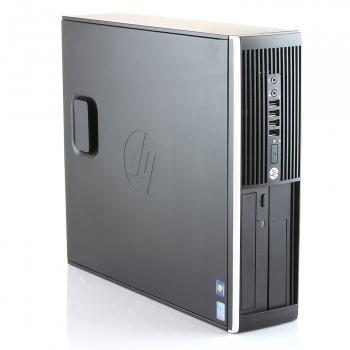 Hp Elite 8300 - Ordenador De Sobremesa  (intel Core I5-3470, 8gb De Ram, Disco Ssd De 1tb, Lector Dvd, Windows 10 Pro Es 64) - Negro