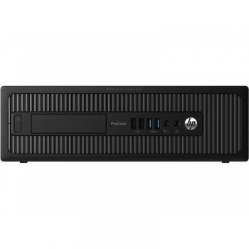 Hp Prodesk 600 G1 Sff- Ordenador De Sobremesa (pentium G3220, 3.0 Ghz, 4gb De Ram, Disco Hdd De 500gb, Lector, Windows 10 Home Es 64)-(reacondicionado)-(2 Años De Garantía)