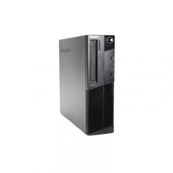 Lenovo Thinkcentre M91p Sff- Ordenador De Sobremesa (intel Core I5-2400, 3.1 Ghz, 4gb De Ram, Disco Hdd De 350gb, Lector, Windows 10 Home Es 64)-(reacondicionado)-(2 Años De Garantía)