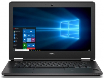 "Dell Latitude E5270 - Ordenador Portátil Con Pantalla De 12"" (intel Core I5-6300u, 2.4 Ghz, 8 Gb Ddr4 De Ram, Disco M.2 De 256 Gb , Sin Lector, Webcam, Windows 10 Pro 64)-(reacondicionado)-(teclado Internacional)-(2 Años De Garantía)"