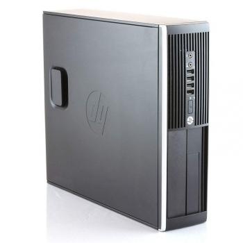 Cpu Hp Elite 8300 Sff - Ordenador De Sobremesa (intel Core I7-3ª Generación, 8gb De Ram, Disco 500gb Hdd + 240gb Ssd, Windows 10 Pro ) (reacondicionado) ( 2 Años De Garantía)