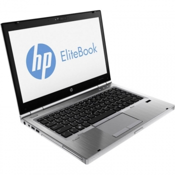 "Hp Elitebook 8470p - Ordenador Portátil Con Pantalla De 14 "" (intel Core I5-3320m, 2.6 Ghz, 4 Gb De Ram, Disco Ssd De 120 Gb, Lector, Webcam, Coa Windows 7-8 Pro)-(reacondicionado)-(teclado Internacional)-(2 Años De Garantía)"