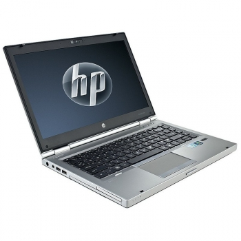 "Hp Elitebook 8460p - Ordenador Portátil Con Pantalla De 14"" (intel Core I5-2540m , 2.6 Ghz ,4 Gb De Ram, Disco Hdd De 320 Gb , Lector, Webcam, Windows 7 Pro)-(reacondicionado)-(teclado Internacional)-(2 Años De Garantía)"
