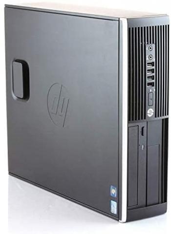 Hp Elite 8300 Sff - Ordenador De Sobremesa Intel Core I5-3570, 3.4 Ghz, 8gb Ram, Hdd De 500, Dvd, Geforce 2gb, Windows 10 Pro