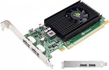 Tarjeta Gráfica Low Profile Lp Nvidia Quadro Nvs 310 512 mb – 2 x Display Port