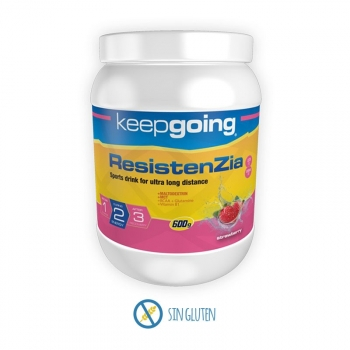 Resistenzia Energy Strawberry 600g