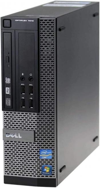 Pc Dell 7010 Sff - Ordenador De Sobremesa -(intel Core I3, 3ª Generación, 8gb Ram, 500gb Hdd, Wifi Windows 10 Pro)