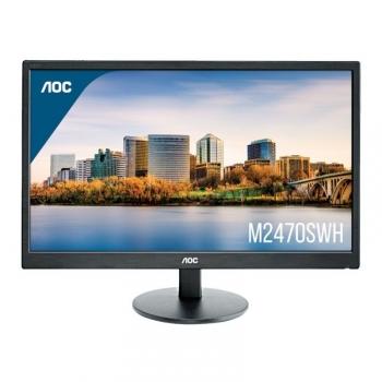 Monitor Led Multimedia Aoc M2470swh - 23.6/