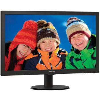 Monitor Led Philips V-line 223v5lhsb2 - 21.5/
