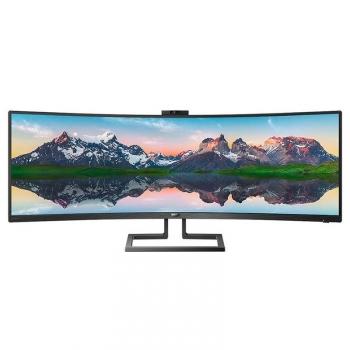 Monitor Multimedia Superwide Curvo Philips 439p9h-43.4/