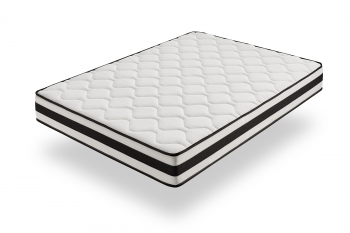 Colchón Visco Soft 100 X 200 Cm - Alta Durabilidad, Antiácaros - Grosor: +/-21 Cm - Moonia Maxim