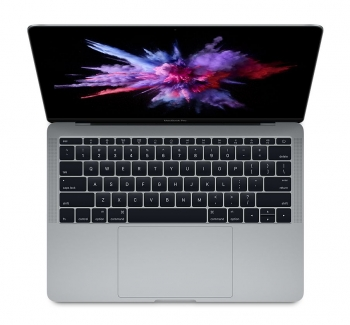 "Macbook Pro 13"" 17m, Intel Core I5-7360u Dc 2.3ghz, 8gb Ram, 256gb Ssd, Intel Iris Graphics 640, Silver"