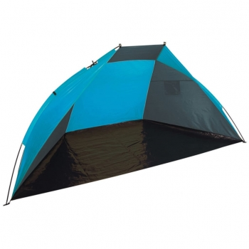 Camp Gear Refugio De Playa 240x120x120 Cm Gris Y Azul 4367635