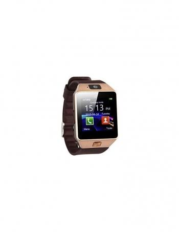 Lkstech® Smartwatch Dz09 Multi-función Bluetooth, Con Cámara Frontal ,slot Para Tarjeta Sim Y Microsd Dorado V1