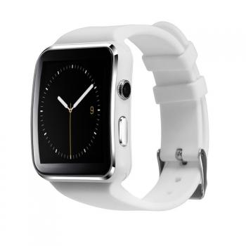 Lkstech® Smartwatch 715 Multi-función Bluetooth Blanco
