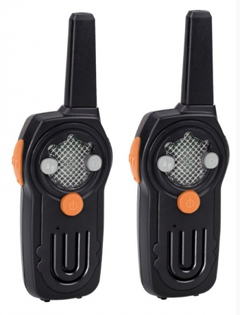 Walkie Talkie Con Led Colores - Topcom