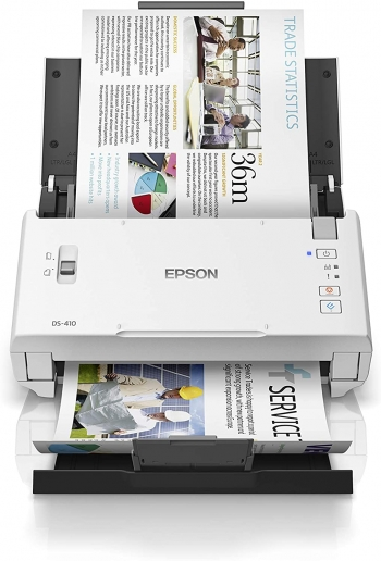 Escaner Sobremesa Epson Workforce Ds-410 A4