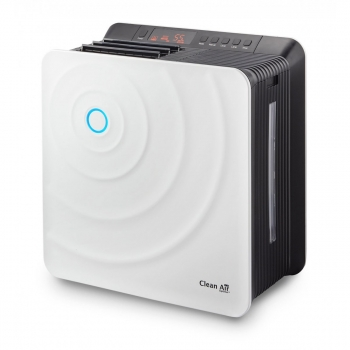 Humidificador De Aire Y Purificador De Aire Clean Air Optima Ca-803 Blanco