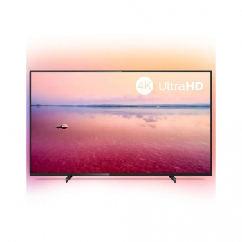 Tv Philips 43pus6704 43 Uhd 4k Smart Wifi Negro Hdmi Usb Saphi Ambi
