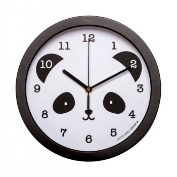 Reloj De Pared Little Lovely Panda