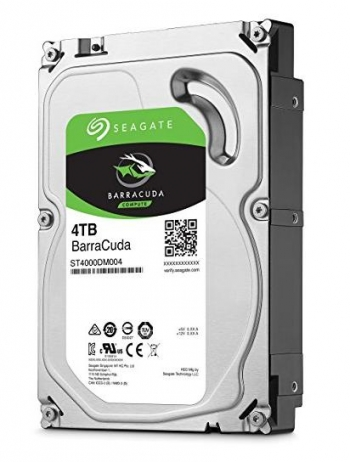 "Seagate Barracuda St4000dm004, 4000 Gb, Serial Ata Iii, 3.5"", Pc, Unidad De Disco Duro, 256 Mb"