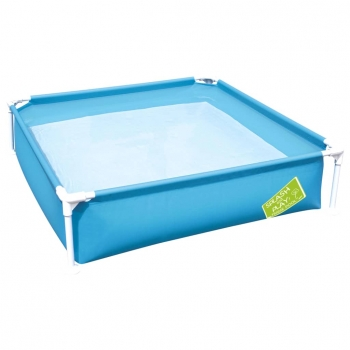 My First Frame Piscina 122x122x30,5 Cm Bestway