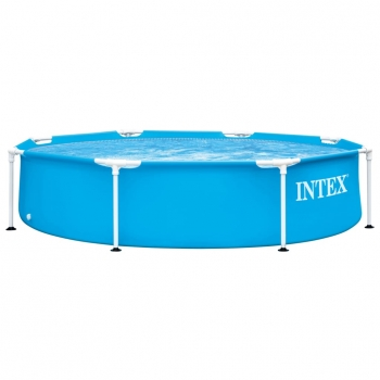 Piscina Metal Frame 244x51 Cm Intex