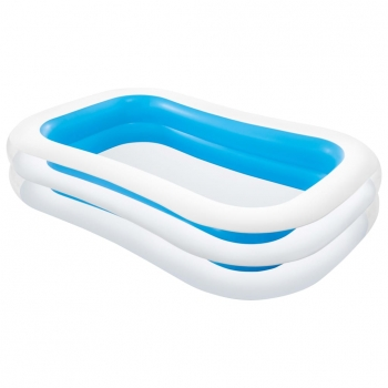 Swim Center Piscina Familiar 262x175x56 Cm Intex