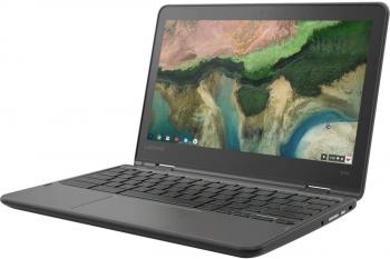 Ordenador Portátil Reacondicionado Lenovo 300e Chromebook 2nd Gen Mt8173c, 4gb Ram, 32gb, 11.6/