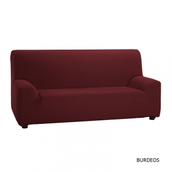 Belmarti - Funda De Sofá Universal Jacquard Stretch Sofa Cover Actual Design