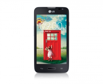 Lg L65 D280 Orange Black Orange