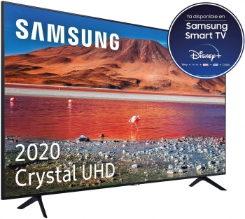"Tv Led Samsung 50"" Tu7005 Crystal Uhd 4k Smart Tv (2020)"