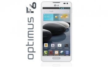 Lg F6 Optimus Orange White Orange