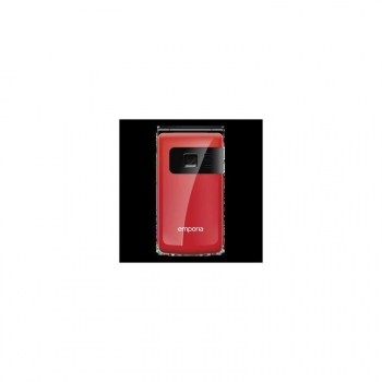 Telefono Movil Emporia Flip Basic Red