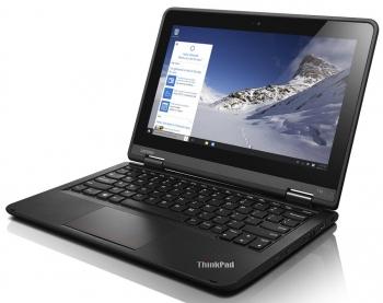 Ordenador Portátil Reacondicionado Lenovo Thinkpad Yoga 11e 4th Gen, Intel Core I3-7100u, 4gb Ram, 128gb Ssd, 11.6/