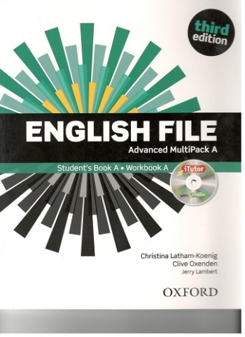 (15).english File Advanced Multipack A (3ªed)