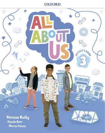 (18).all About Us 3.(activity +cd)