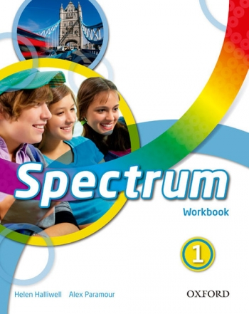 (15).spectrum 1ºeso Workbook