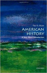 (boyer).american History.a Very Short Introduction